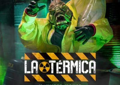 Horrorland_La Termica_Logo
