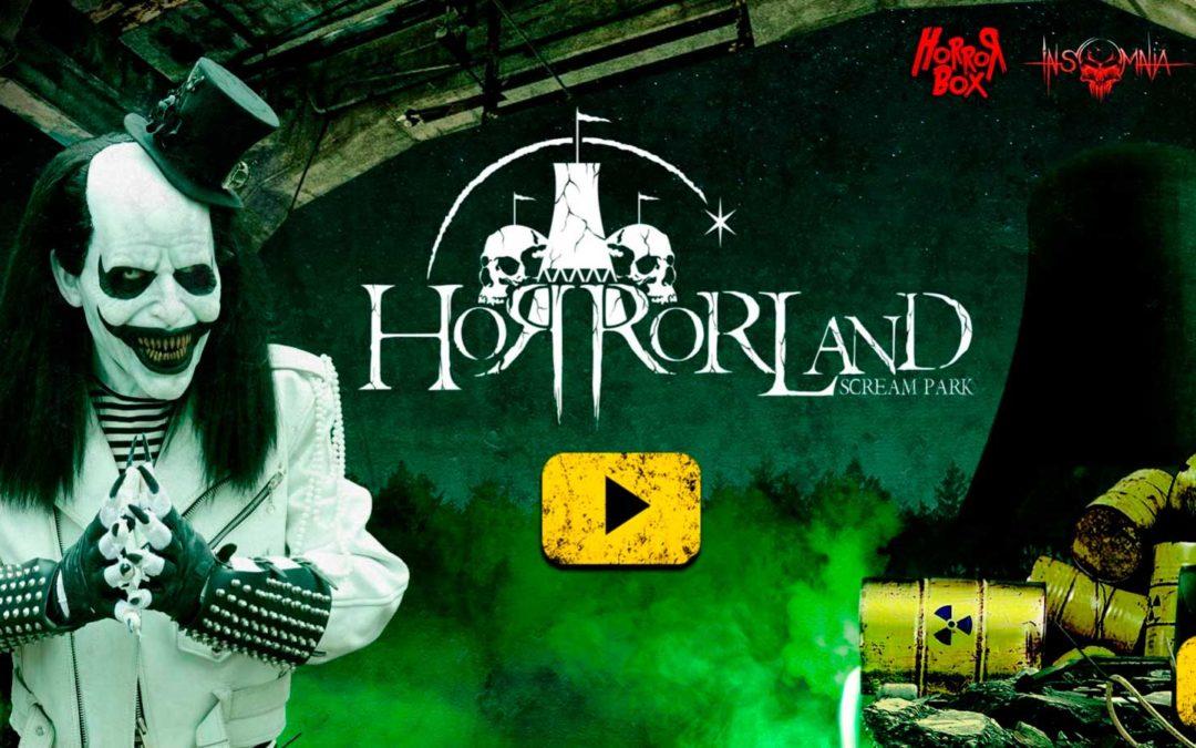 Horrorland, el parque temático del terror, vende entradas a un ritmo de miedo